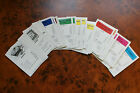 monopoly property cards coronation street   [spares]  choice listing