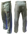 MADX New Grey Fleece Pants Trousers MMA Gym Bottoms Joggers Mens Size