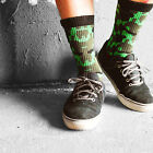 Socks by Spirit of 76 | the light green Camos Lo | Skatersocks