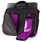 11 11.6 Laptop Shoulder Bag Carry Case Cover Laptop Tablet Messenger Briefcase