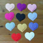 Wedding Die Cuts - Hearts - Wedding Invitations