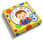 Personalised MR TUMBLE  2nd 3rd 4th Birthday Party Bag  Favour Chocolates