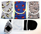 SET - 3pcs Diapers Male Boy BELLY BAND Reusable Washable For SMALL Dogs XXS - L