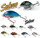 SALMO TINY Fishing Lure Floating Sinking variety colours 3cm 2g Chub Trout Bait