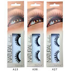 Technic Natural Lashes False Lashes With Adhesive