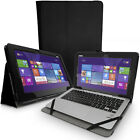 PU Leather Case for Asus Transformer Book T200TA 11.6 Stand Keyboard Folio Cover