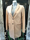 Twist & Tango Jacket Coat Blazer, cotton, champagne, Swedish, RRP $399 NWT