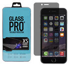 Privacy Anti-Spy Peep Tempered Glass Screen Protector Film For iPhone 6 / 6 Plus
