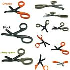 3 Color Outdoor Essential EMT Emergency Gear Military Rescue Serration Scissors