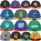 New Era NFL Retro Historic Throwback Heritage Logo Collection 5950 Fitted Cap on eBay