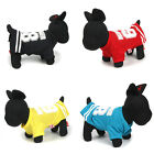 Brand New 4 Color Cute Fashion Monster 68 Sport T-Shirt Clothes for Dog Puppy