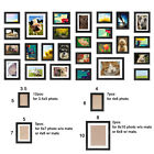 11 26pcs Photo Frame Set Hanging Picture Modern Display Wall Art Home Décor