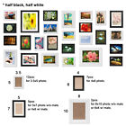 11 26Pcs Photo Frame Set Hanging Picture Modern Display Home Art Wall Décor