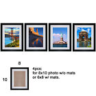 4 11 23 26pcs Multi Photo Frame Set Hanging Picture Modern Display Wall Art Home