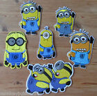 1 - Iron on Patch - Despicable me - different Styles - Teenager/Kids -  Applique