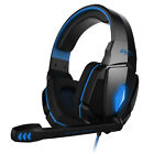 EACH G4000 3.5mm Gaming Headset Stereo Headphones Headband with Mic For PC