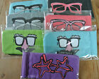 Casey Rogers Designer Quirky Soft Glasses/Spectacle/Specs Cases