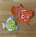 1 - Iron on Patch - Finding Nemo - Disney Characters - Kids -  Sewing - Applique