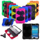 Heavy Duty Shock Waterproof Impact Rugged Case Cover for Moblie Phone Tablets LE