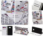 City Plaza Luxury Flip wallet card leather case for Nokia series N535 N640 N930