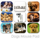 DOG PUPPY CUSTOM MOUSE PAD FRIEND PERSONALIZED PHOTO FAMILY MOUSEPAD  (DM-01)