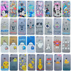 New Ultra Thin Cute Disney Soft TPU Clear Case Cover for iPhone 5/5S/6/6 plus
