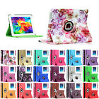 For Apple iPad 2 3 4 Mini 1 2 3 Air 360 Rotating PU Leather Case Smart Cover Set