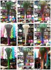 Beautiful 10-200 PCS peacock feathers eye 28-32 inch/70-80 cm Holiday decoration