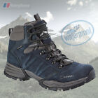Berghaus Men's Expeditor Leather AQ Waterproof Walking Hiking Boots Blue - New