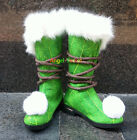PTK10 Tinkerbell boots furry shoes for travelling costume shoes tailor made
