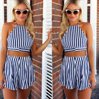 Summer Women Backless Playsuit Bodycon Party Jumpsuit&Romper Trousers Clubwear K
