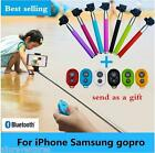 Monopod Self Stick Bluetooth Phone Clip Holder for  IOS Iphone Android SAMSUNG