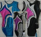 ZONE LILY LEOTARD  SIZES 24 - 34        AGES  3/4 - 13-15        3 COLOURS