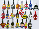 Luggage Labels Tags Despicable Me Minion Superhero Star Wars 29 designs NEW
