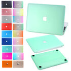 "Rubberized Hard Case Laptop Cover for Apple Macbook Pro Air 11""13""15""/ 12""Retina"