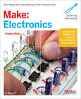 RadioShack Make Electronics 1st edition Book or Component Pack/Kit 1 or 2 (1 ED)