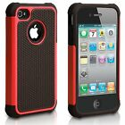 iPhone 5C Heavy Duty Dual Layer Shockproof Hybrid Rugged Case Cover