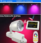2.4G Mi-Light 7W RGBW Dimmable LED Track Light Kit+WiFi Hub+RF Remote-EXPRESS