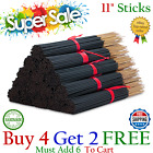 Incense Sticks 100 Bulk Pack Hand Dipped Mix Match Wholesale CREATE A SET or LOT