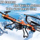New JJRC H12C 2.4GHz 4CH RC Quadcopter 6 Axis Gyroscope RTF UFO With HD Camera