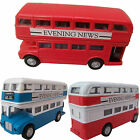 NEW TEAMSTERS LONDON STYLE DOUBLE DECKER CLASSIC BUS / BUSES KIDS TOY- 1370180