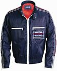 Martini Racing Mens Team Blouson Jacket Navy Blue  F1/Williams/Massa/Bottas