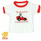 C6 Corvette All Wound Up Toddler Tees