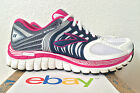 NEW WOMENS BROOKS GLYCERIN 11 BRIGHT PINK SIZE 6.5 white neutral ghost 10 12 B