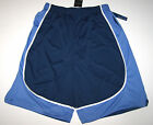 Nwt New 5 Star Galaxy by Harvic Shorts Navy Mesh Long Leg Nice Big Men 5XL 5X