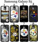 Pittsburgh Steelers Samsung Galaxy s5 Case Hard Silicone Case ##