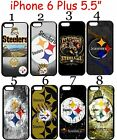 Pittsburgh Steelers iPhone 6 Plus 5.5 Case Hard Silicone Case ##