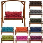 Replacement Cushions 1-4Seater for Garden Swing Bench Chair Seat+Backrest