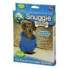 Brand New - Snuggie For Dogs Fleece Blanket Coat Blue Size Small *free Shipping*
