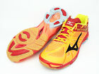 Mizuno Japan Men's WAVE LIGHTNING Z Volleyball Shoes Hinotori Orange V1GA1500